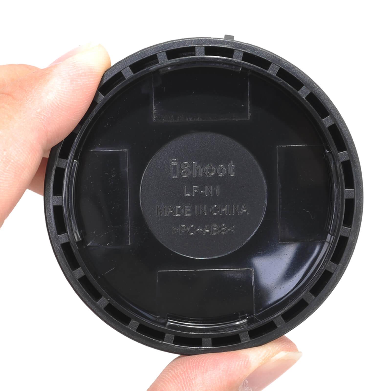 Professional Nikon Rear Lens Cap Cover for Nikon NIKKOR Z 58mm F0.95 S Noct Lens